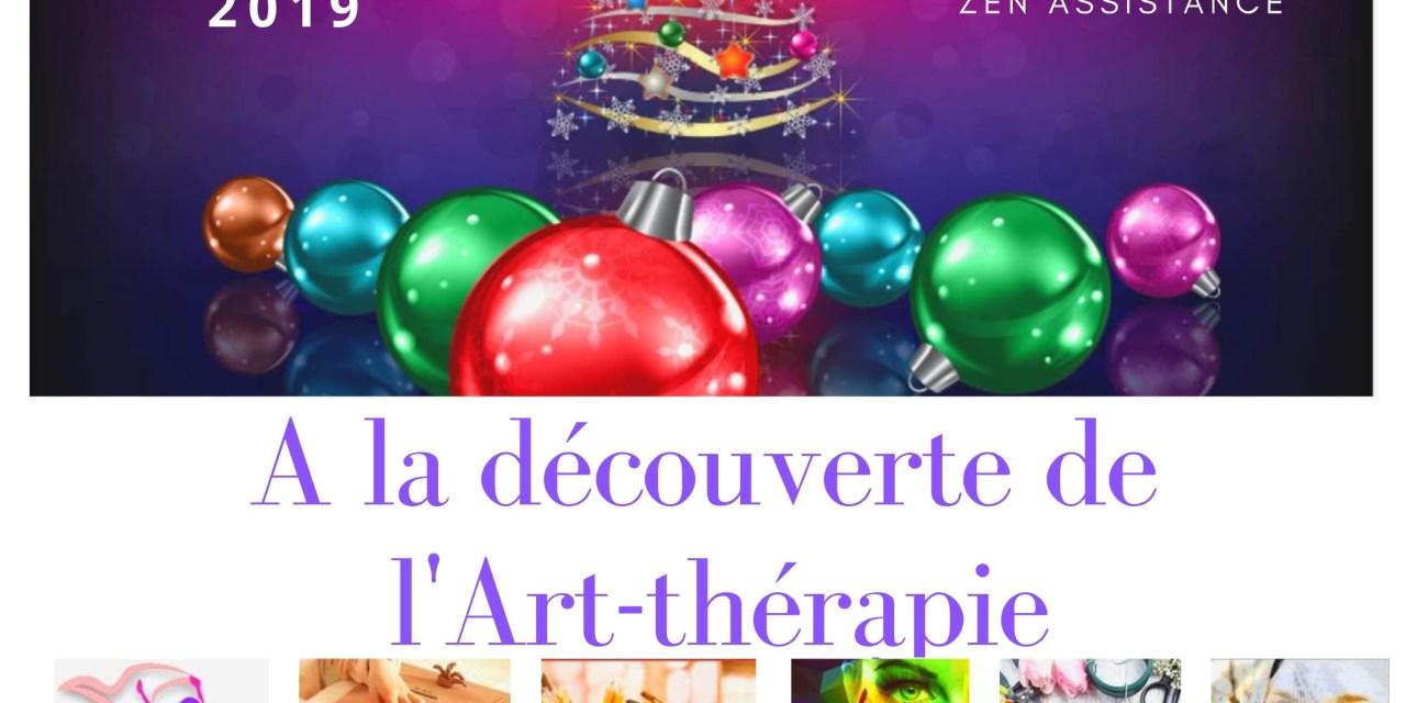 A la découverte de l' Art-thérapie