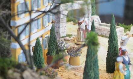 Exposition des Santons en Provence à Grasse