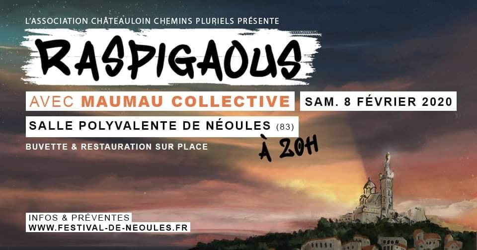 Raspigaous & Mau Mau collective