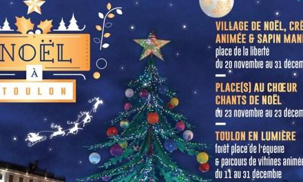 Noël à Toulon