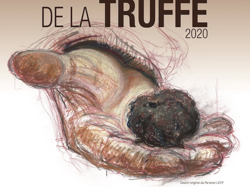 Marché de la truffe 2020