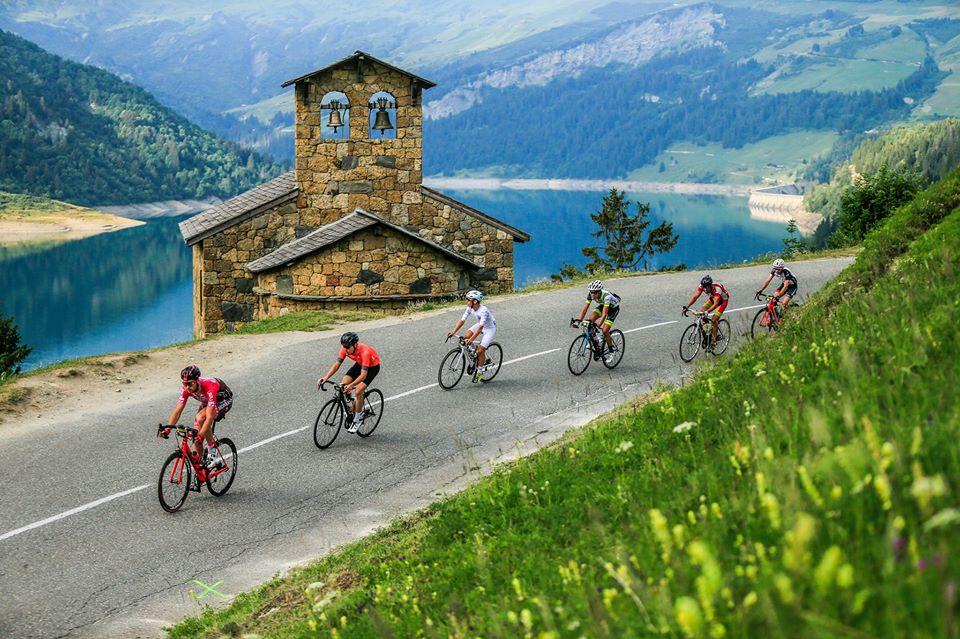 Etape du Tour de France à Valdeblore La Colmiane