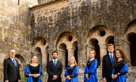 Les Voix Animées – 8 voix a cappella – Cloître de la cathédrale, Fréjus