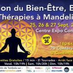 Salon du Bien-Être, Bio et Thérapies de Mandelieu