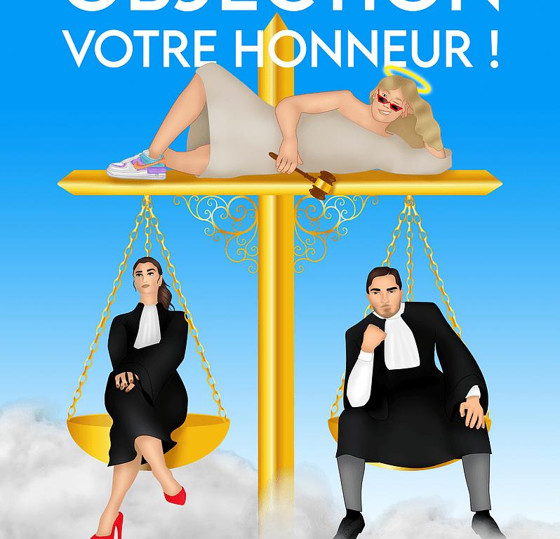 Objection Votre Honneur à Cannes