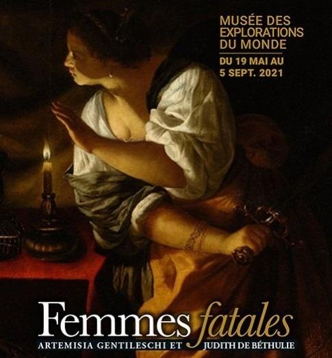 Exposition Femmes Fatales à Cannes