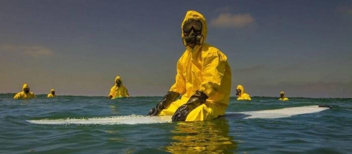 surf pollution
