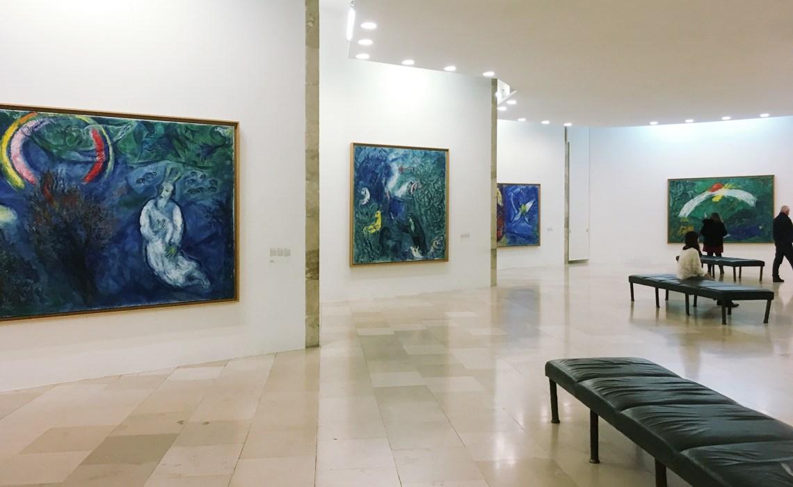 Marc Chagall Museum Nizza