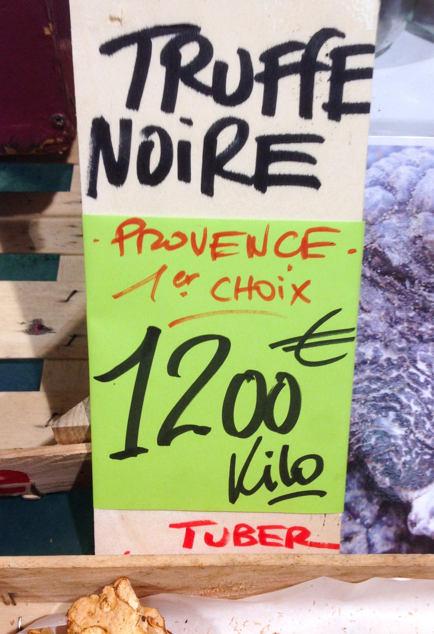 erste Wahl aus der Provence