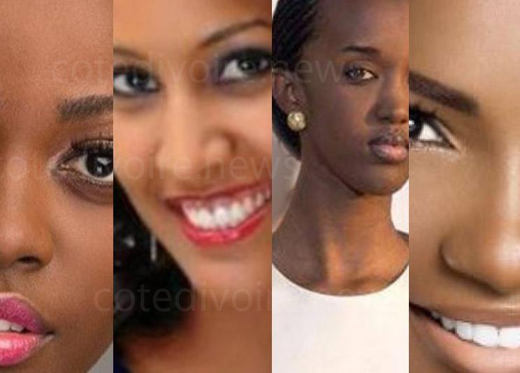 top 5 des plus belles femmes d afrique