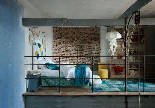 Inspiration loft pour la chambre  Carnet dco  9 chambres signes Ct Sud  CtMaisonfr