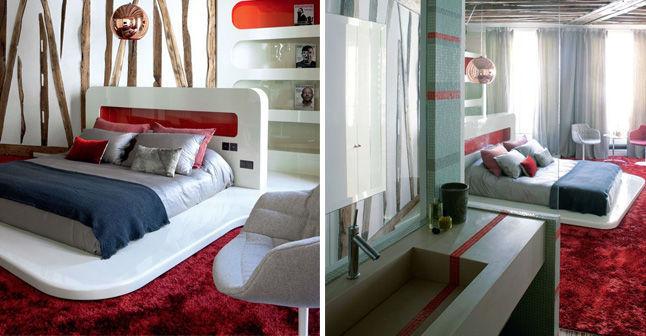 Studio de 35m2  Paris  quelle crativit   Ct Maison
