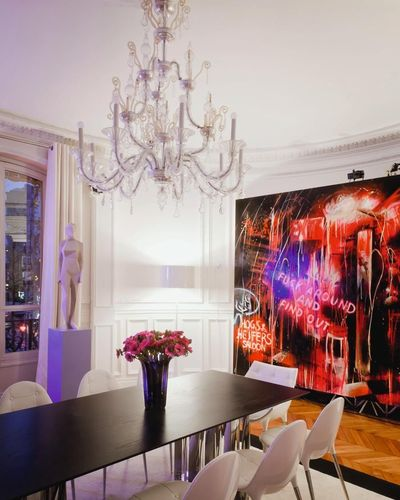 Guillaume Durand et son appartement arty  Ct Maison