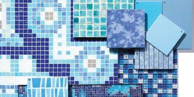 Une salle de bains toute bleue  Ct Maison