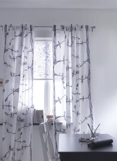 9 rideaux pour une jolie chambre cote