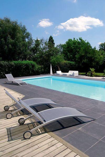 Equipement piscine de pointe  mobilier outdoor