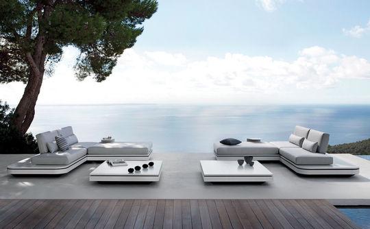 Mobilier De Jardin Design Luxe Et Marques Associ Es Pr Sentant Des Salons
