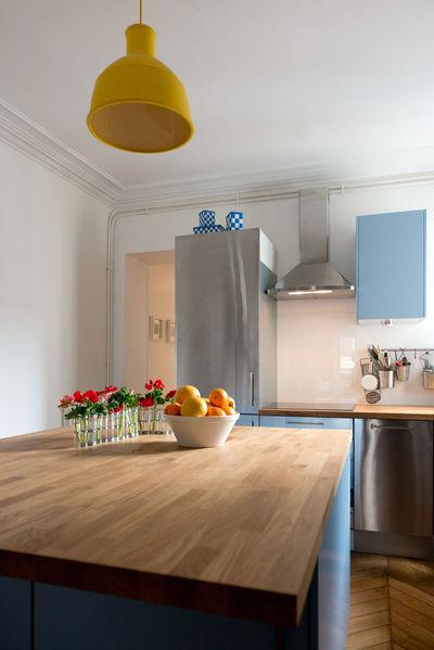meuble de cuisine plan de travail