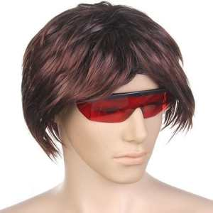 A-goo Protection des yeux Lunettes de protection Lunettes de securite laser rouge