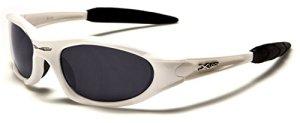 X-Loop ® 'Extreme' Lunettes de Soleil (Avec Etui) Sport – Cyclisme – Ski – Conduite – Moto – Taille Unique Adulte / Protection 100% UV400 (Etui Deluxe Vault Case Inclus)