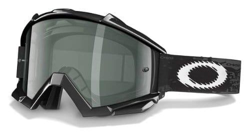 OAKLEY Proven MX Sand jet Noir/Gris Foncé Lunettes de soleil Lunettes de vélo cyclisme