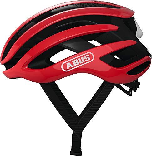 ABUS AIRBREAKER Casque de vélo Mixte Adulte, Rouge (Blaze Rouge), M