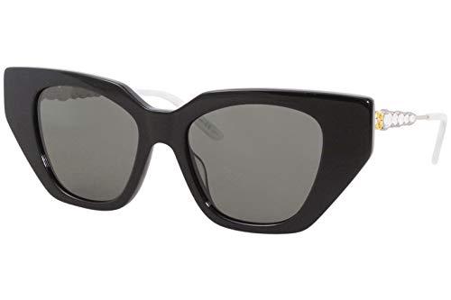 Lunettes de Soleil Gucci GG0641S BLACK/GREY 53/19/140 femme