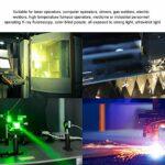 Cosiki Lunettes de Travail, Lunettes de sécurité supérieures réutilisables, pour réparateur électricien Ouvrier Soudeur