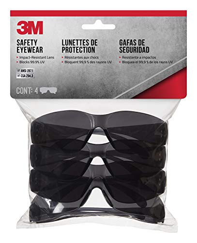 3M – Safety Eyewear Contractor Pack, Gray