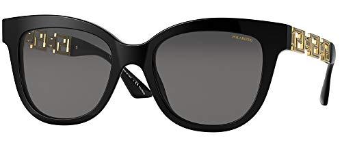 Versace Lunettes de Soleil GRECA VE 4394 Black/Grey 54/20/145 femme