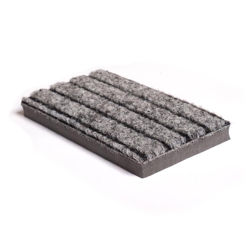 tapis d entree haut de gamme tapis entree gris tapis absorbant sur mesure