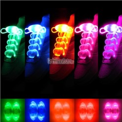 cotillon cordones led fluor luminoso