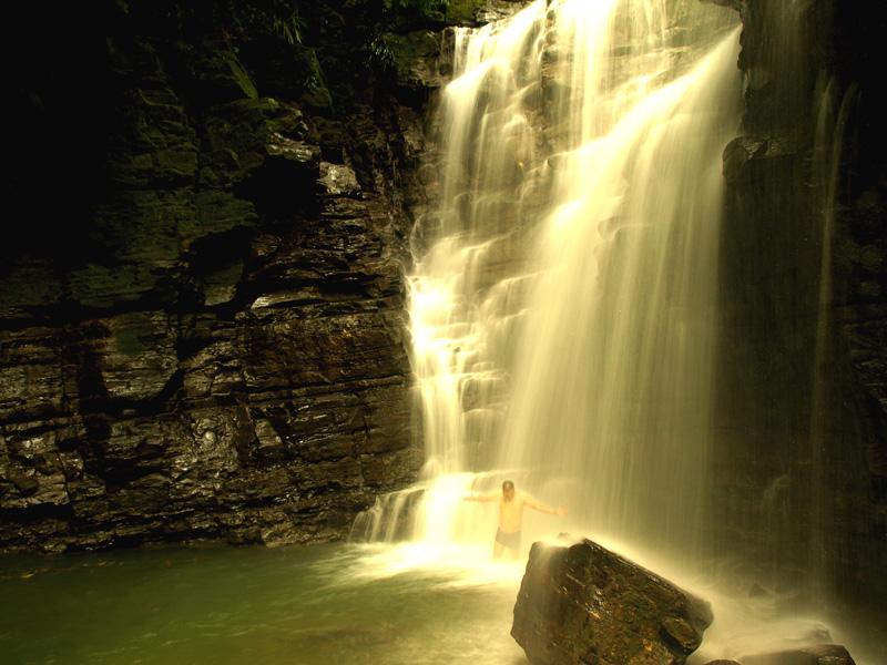 Cotococha Lodge  Ecuador Amazon Lodge  Caves and Cascades