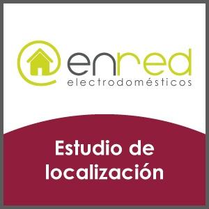 Estudio de localizacion Enred Electrodometicos