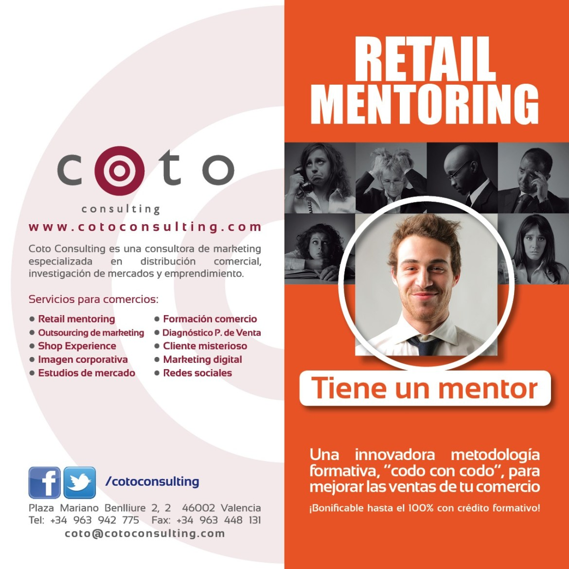 RETAIL MENTORING COTO CONSULTING