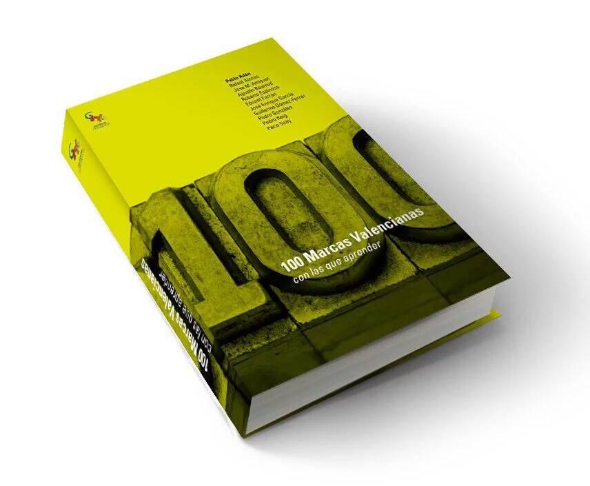 libro 100 marcas valencianas
