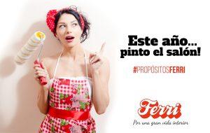 Campaña comunicación #propósitosFerri