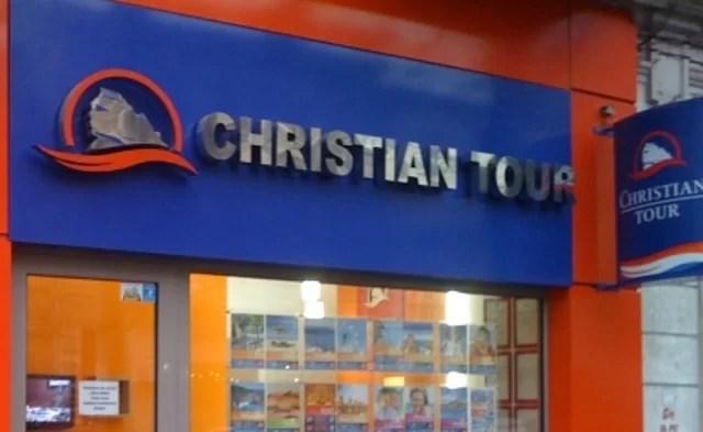 AGENTIA DE TURISM CHRISTIAN TOUR