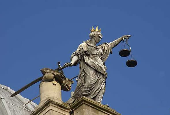 Image result for pictures of scales of justice statues