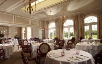brockencote hall restaurant