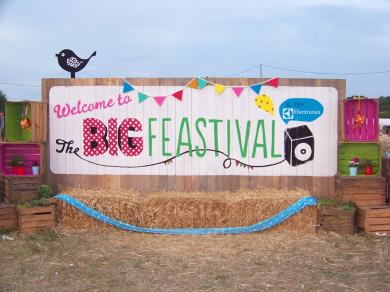 the big feastival kingham cotswolds