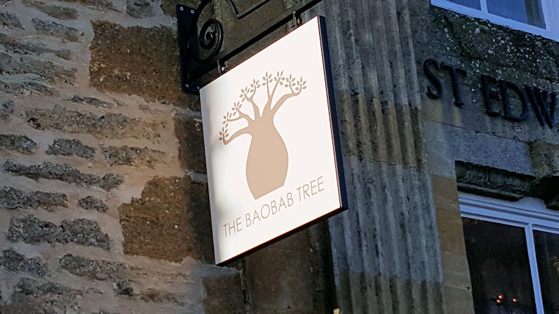The Baobab Tree Stow on the Wold Cotswolds