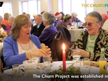 Churn Project Christmas Lunch