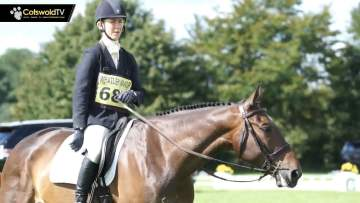 Gatcombe Horse Trials Autumn 2015