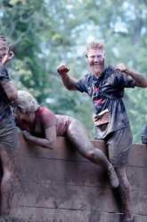 Tough Mudder in Cirencester Park