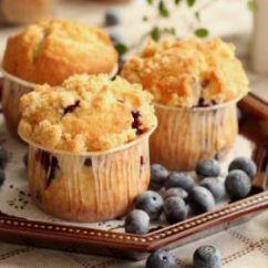 Kitchen Bags Base Cabinet Plans Free ブルーベリーマフィン」ぶうちゃん | お菓子・パンのレシピや作り方【cotta*コッタ】