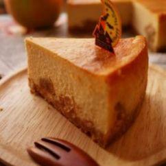Kitchen Bags Robot 「カラメルりんごのチーズケーキ*」くるみ | お菓子・パンのレシピや作り方【cotta*コッタ】