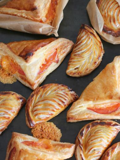 kitchen bags countertop storage 「ハム&チーズパイとアップルターンオーバー」vivian | お菓子・パンのレシピや作り方【cotta*コッタ】