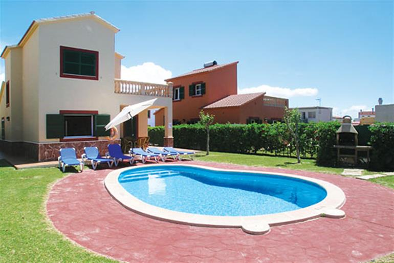 Villa Jardin del Mar II Ref  8747 in Spain With Swimming Pool  Villas in Cala Blanes