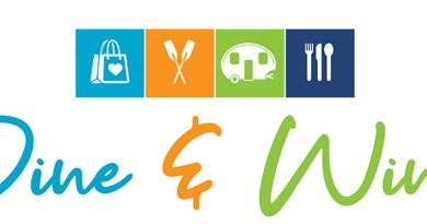Dine & Win Contest heading